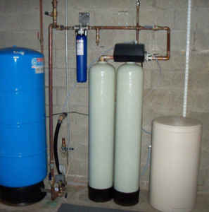 how to set culligan water softener